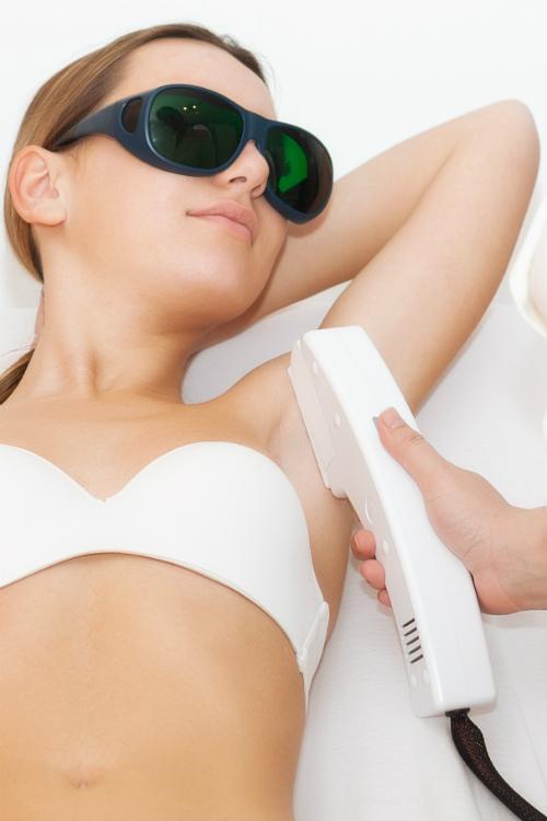 ingegroeide haartjes bikinilijn
